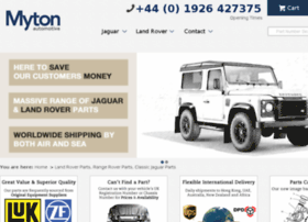 justlandroverparts.co.uk