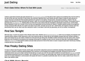 justleesha.com
