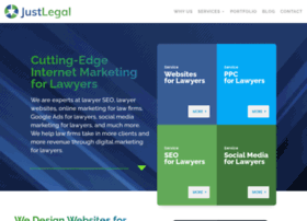 justlegalmarketing.com