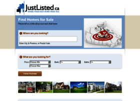 justlisted.ca