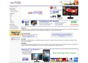 justmonitors.com.au