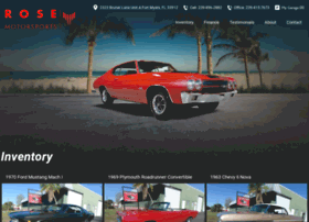 justmusclecars.com