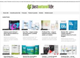 justnaturallife.com