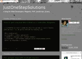 justonestepsolution.blogspot.in