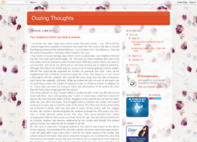 justoozingthoughts.blogspot.in