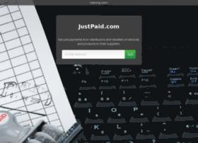 justpaid.com