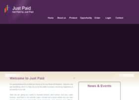justpaid.net