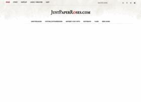 justpaperroses.com