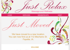 justrelaxmassageandwellness.com