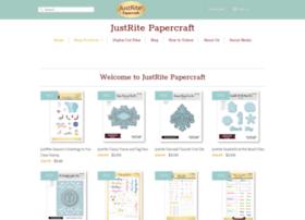 justritepapercraft.com