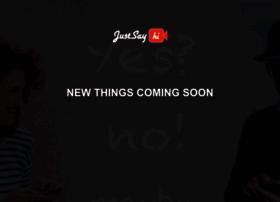 justsayhi.com