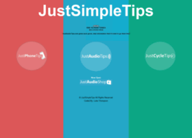 justsimpletips.com