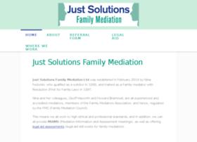 justsolutionsfamilymediation.co.uk