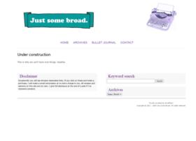 justsomebroad.com