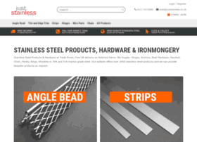 juststainless.co.uk