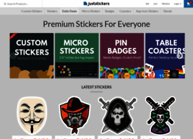 juststickers.in