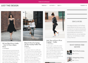 justthedesign.com