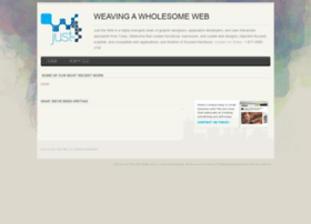 justtheweb.com