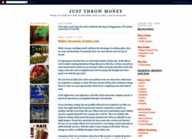 justthrowmoney.blogspot.com