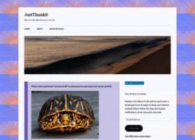 justthunkit.com