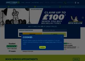 justtyres.com