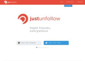 justunfollow-h.appspot.com