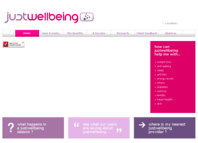justwellbeing.co.uk