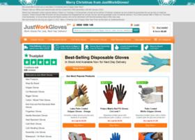 justworkgloves.co.uk