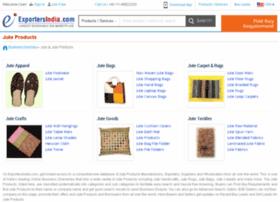 jute-products.exportersindia.com