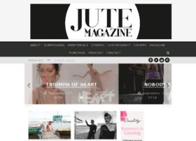 jutefashionmagazine.com