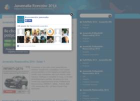 juwenaliarzeszow.com.pl