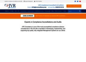 jvrconsultancy.com