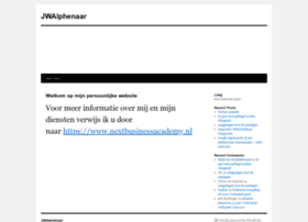 jwalphenaar.nl