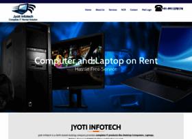 jyotiinfotech.co.in