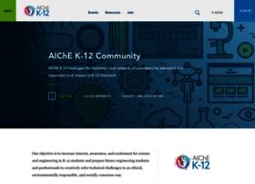 k-12.aiche.org