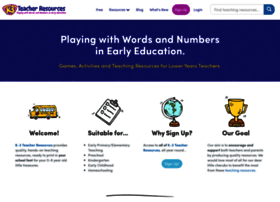k-3teacherresources.com