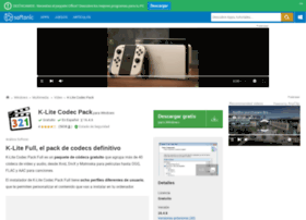 k-lite-codec-pack.softonic.com