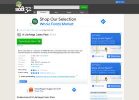 k-lite-mega-codec-pack.soft32.com