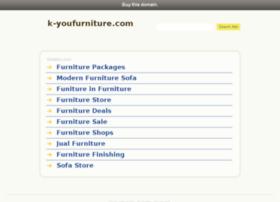 k-youfurniture.com