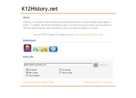 k12history.net
