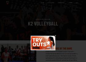 k2volleyball.com