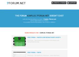 k3nplus.7forum.net