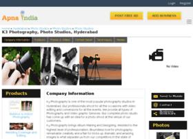k3photography-hyderabad.apnaindia.com