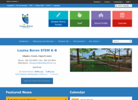 k5stem.seattleschools.org
