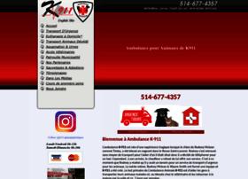 k911transport.com