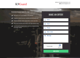 k9guard.com