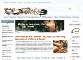 k9leather.co.uk