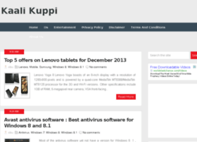 kaalikuppi.blogspot.com