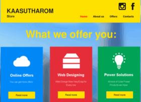kaasutharom.com