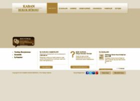 kabanhukuk.com